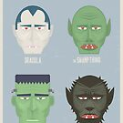 Famous Monsters! by McRad