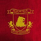 House Lannister by isabelgomez
