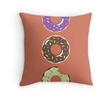Heaven ( Better Known as Multiple Donuts ) Throw Pillow