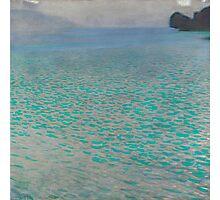 Gustav Klimt - Attersee Photographic Print