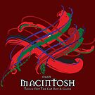 MacIntosh Tartan Twist by eyemac24