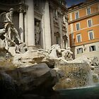 Trevi Fountain  by SoftHope