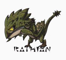 Rathian by ClayMKW