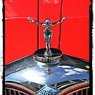 Classic Car Figurine by twistedfashion
