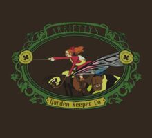 Arrietty's garden keeper co. by Kravache