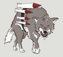 Soviet Wolf by wo0ze