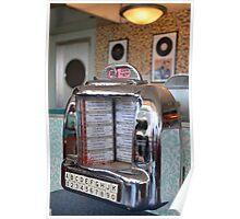 Jukebox Time Poster