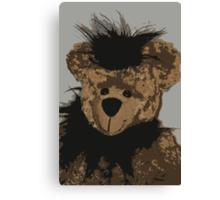 Beary Happy Canvas Print