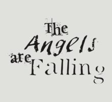 The Angels Are Falling by McArtistic