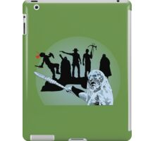 Walkers of a Different Kind iPad Case/Skin