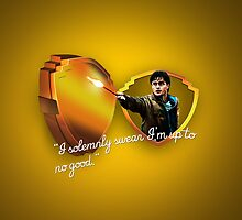 Warner Bros. - Harry Potter by Bucky Sentry