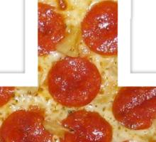 Pizza Cross - Inverted Sticker