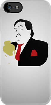 Paul Bearer by Bob Buel