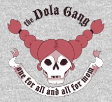 The Dola Gang by susiedraws