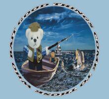 ☀ ツ GOOD THINGS COME TO THOSE WHO BAIT TEDDY BEARS FISHING TEE SHIRT☀ ツ by ╰⊰✿ℒᵒᶹᵉ Bonita✿⊱╮ Lalonde✿⊱╮