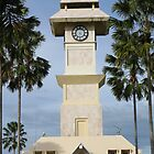 Borneo Kutai Kartanegara Bentong Clock Tower by PutroGraph