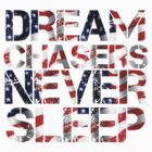 Dream Chasers by d1bee