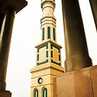 Mosque Minaret of Islamic Center of Samarinda by PutroGraph