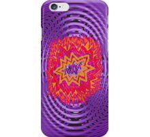 BOOM! iPhone Case/Skin