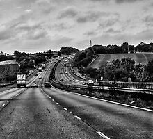 The Motorway... by CarlH2013
