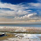 Hunstanton Beach, Norfolk by NigelSpudCarrot
