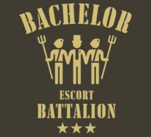 Bachelor Escort Battalion (Stag Party / Sand) by MrFaulbaum