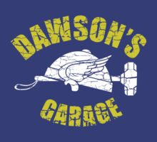Dawson's Garage - Adventures in Babysitting by tshirtgk  .com