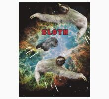 Slothing in Space T-Shirt