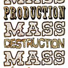 Industrielle Designs- Mass Production by Sophie Broyd