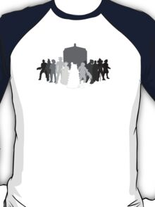 enemies of the doctor T-Shirt
