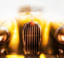 Machine Yellow by Bob Larson