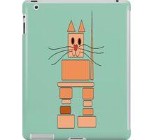 Inukshuk Cat iPad Case/Skin