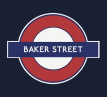 Baker Street Anyone? by Amy Bouchard