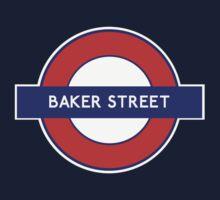 Baker Street Anyone? by Amy Bouchard