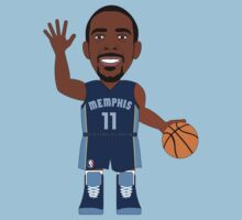 NBAToon of Michael Conley, player of Memphis Grizzlies by D4RK0