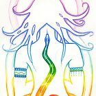 Kundalini Rising by KarolinaE