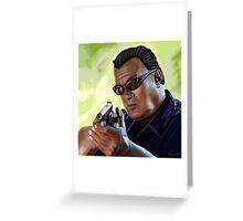 Steven Seagal Greeting Card