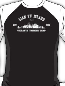 Vigilante Training Camp (Distressed) T-Shirt