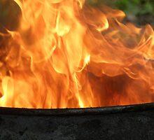 Fire by JackzPlace