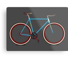 Bike Metal Print