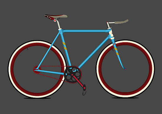 Bike by Andy Scullion