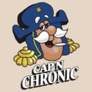 Captain Chronic by mouseman