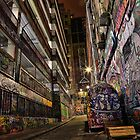 Graffiti Lane by ea-photos
