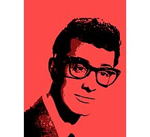 Buddy Holly Photographic Print