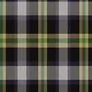 02367 St. Louis County, Missouri District Tartan Fabric Print Iphone Case by Detnecs2013