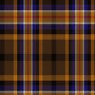 02329 Los Angeles County, California District Tartan Fabric Print Iphone Case by Detnecs2013