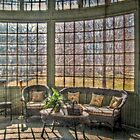 The Solarium At Thomas Edison's Glenmont Estate by Jane Neill-Hancock