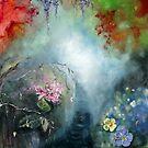 Spring paradise - painting by Stephanie Köhl