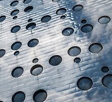 Portholes In The Sky by Michel Godts