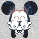 Mickey Nebula Head III by JohnnySilva